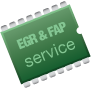 EGR & FAP Service badge A