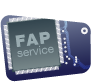 FAP Service Badge B