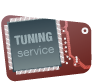 Tuning Service badge B